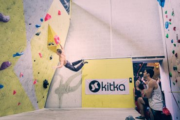 Finnish Bouldering Cup with Anssi Venho — Routesetting in Competitions